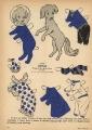 Бумажные куклы - Собаки (Dogs)