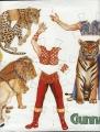 Бумажные куклы - Animals