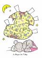 Бумажные куклы - Малыши (TUBSY)