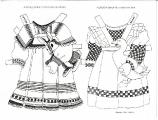 Бумажные куклы - Малыши (trudyandkatie)