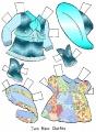 Бумажные куклы - Малыши (BHDollAlone)
