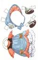 Бумажные куклы - Малыши (ttie)