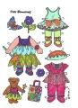 Бумажные куклы - Малыши (ditte)