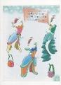 Бумажные куклы - Русалочка (ariel2)