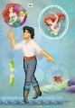 Бумажные куклы - Русалочка (ariel)