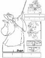Бумажные куклы - Золушка (CENICIENTA3)