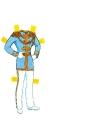 Бумажные куклы - Золушка  (Cinderella Doll)