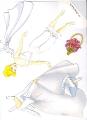 Бумажные куклы - Золушка