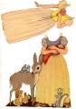 Бумажные куклы - Белоснежка (blancanieves)