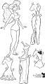 Бумажные куклы - Геркулес
