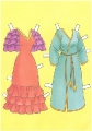 Бумажные куклы - Горбун из нотр-дама