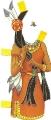 Бумажные куклы - Покахонтас