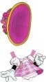 Бумажные куклы - Малыши Disney