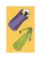Бумажные куклы - Спящая красавица3