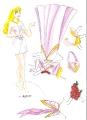 Бумажные куклы - Спящая красавица5