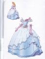 Бумажные куклы - Спящая красавица (Аврора рус)
