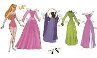 Бумажные куклы - Спящая красавица 6