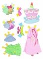 Бумажные куклы - Алиса в стране чудес
