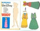 Бумажные куклы - Питер Пэн
