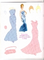 Бумажные куклы - Барби (элегантные наряды)
