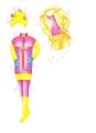 Бумажные куклы - Барби