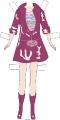 Бумажные куклы - Барби 6