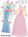 Бумажные куклы - Барби (Barbie, Skipper, Whitney & Ken)