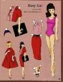 Бумажные куклы - Барби 3